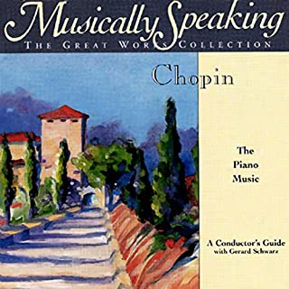 Conductor's Guide to Chopin's Impromptu in C-sharp Minor, Nocturne in E-flat Major, & More audiobook cover art
