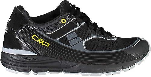 CMP Chaussures de Course Chaussures de Sport Kursa Sentier Chaussure Wp Noir étanche