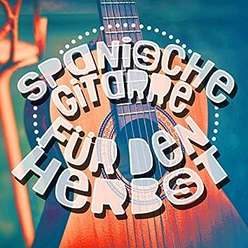 Spanische Gitarre Für Den Herbst