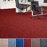 Floori® Nadelfilz Teppich, GUT-Siegel, Emissions- & geruchsfrei, wasserabweisend | Viele Farben &...