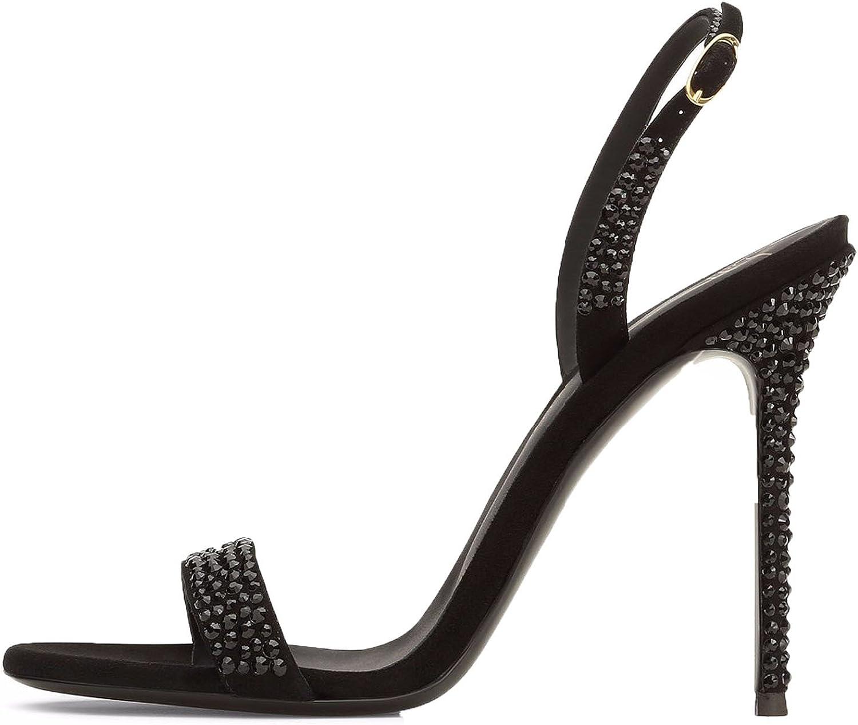 2018 Summer High Heel Basic Women Classic Back Strap Heels Sexy Stilettos Sandals