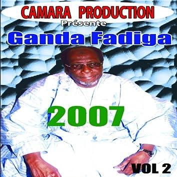 Ganda Fadiga 2007, Vol. 2