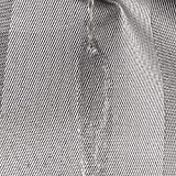 Tischset, Platzsets 6er Set - rutschfest Abwaschbar Tischsets - PVC Hitzebeständig Platzdeckchen - Kommt mit Passendem Tischläufer und Untersetzer - Platz-Matten für Küche and Restaurant(Silber) - 7