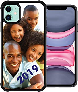 PixCase 11 (6.1 inch) – Picture Frame Case – Compatible with Apple iPhone 11 – DIY – Insert Your Own Photos or Create Custom Designs Online - Change Anytime – Shock Absorbing Protection