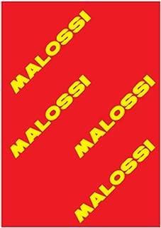 Filtro aria Malossi Double Red Sponge, universalmente L 210mm, larghezza 297mm