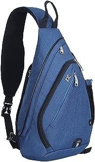 Pioneeryao Sling Bag Backpack 19'' Crossbody Backpack Shoulder Pack Sling Chest Bag