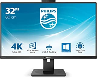 "Philips 329P1H/00 32"" Skärm, Svart"