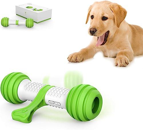 PetGeek Automatic Playbone Electronic Dog Bone Toy