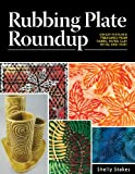 Cedar Canyon Rubbing Plate Roundup Book, 64 Pages