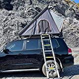 Roof Folding Tent for Road Trip Hydraulic Automatic Aluminum Alloy Hardshell SUV Tent Outdoor Travel Vehicle Tent