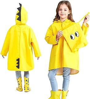 63b99a436fe7 Amazon.com  Yellows Girls  Rainwear