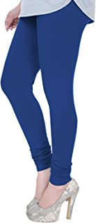 Premium Quality Cotton Lycra Leggings Churidar, Comfortable, Stylish and Soft with Leggings in