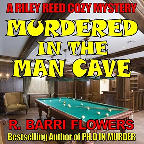 Murdered in the Man Cave audiobook cover art