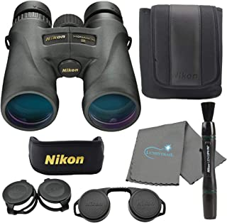 Nikon Monarch 5 Binoculars, Black (12x42)