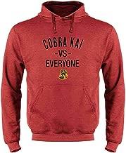 Cobra Kai Vs Everyone The Karate Kid Martial Arts Sweatshirt Hoodies for Men