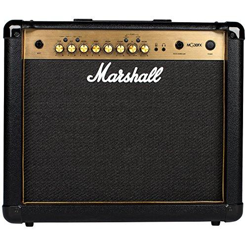 Marshall MG30GFX MG Gold Electric Guitar Amp - Black - 30w