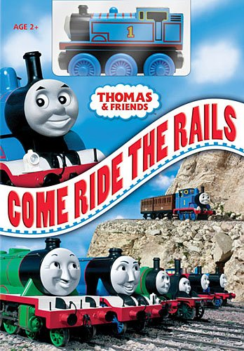 Thomas & Friends - Come Ride the Rails (with toy)