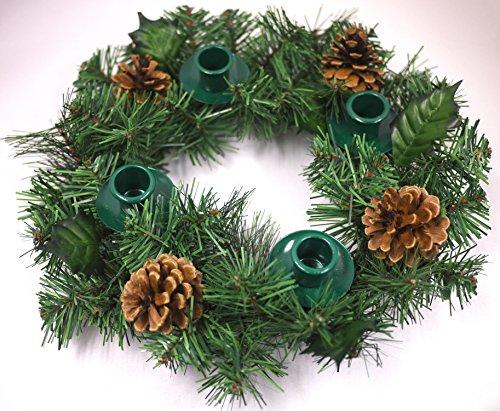Vermont Christmas Company Holdiday Traditions - Corona dell'Avvento