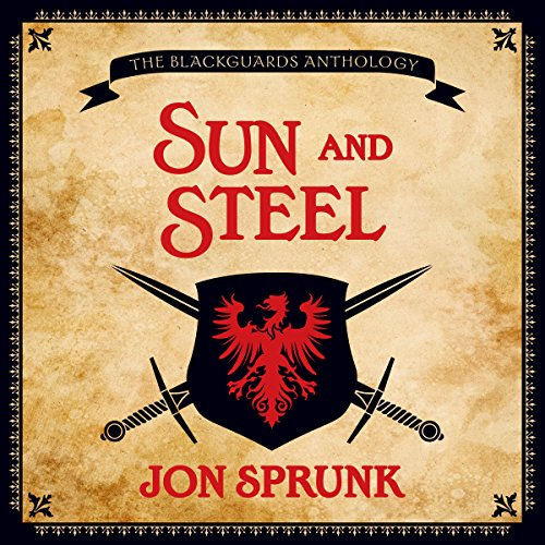 Sun and Steel audiobook cover art