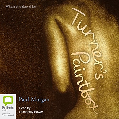 Turner's Paintbox audiobook cover art