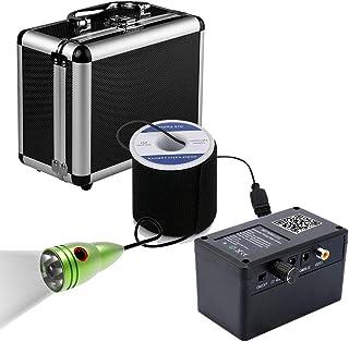 GRXXX Finder Inalámbrico WiFi HD, Admite La Grabación De Video Y La Foto, 1000Tvl Cámara Submarina 20/30 / 50M,50M