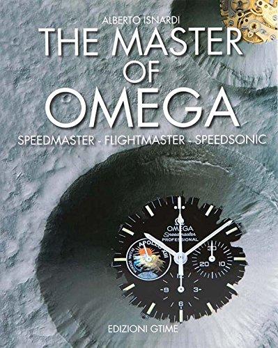The Master of Omega: Relojes Speedmaster Flightmaster Speedsonic