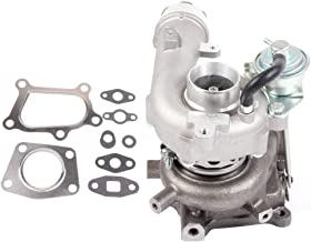 Turbo Turbocharger Fit for 2007-2013 Mazda 3 2006-2007 Mazda 6 2007-2012 Mazda CX-7 AUTOMUTO Engine Replacement Turbochargers