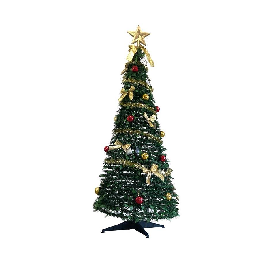 夫婦永久に雄弁かぶせるだけですぐ完成!超速組立クリスマスツリー【ワン?ツー?ツリー】180cm、面倒だったクリスマスツリーの組立てがあっという間に! (ワン?ツー?ツリー)