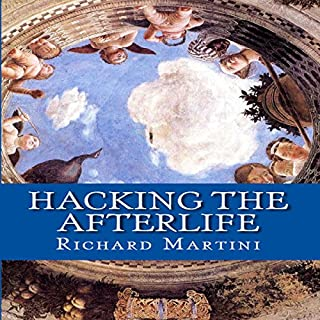 Hacking the Afterlife audiobook cover art