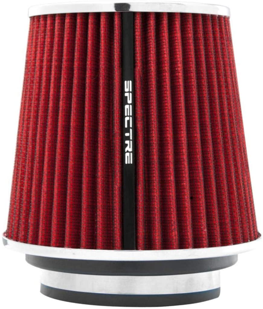 Spectre Universal Clamp-On Air Filter: High Performance, Washabl