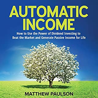 Automatic Income audiobook cover art