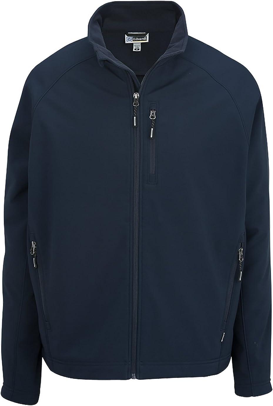 Edwards Garment ED Garments Men's Soft Shell Jacket