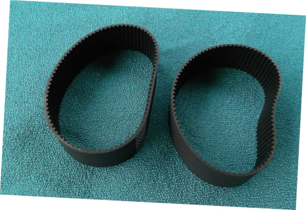 2 Pcs quality assurance Replacement Drive Belts Compatible Miter with Saw 34 Delta Be super welcome