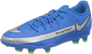Nike Boy's Jr Phantom Gt Club Fg/Mg Soccer Shoe