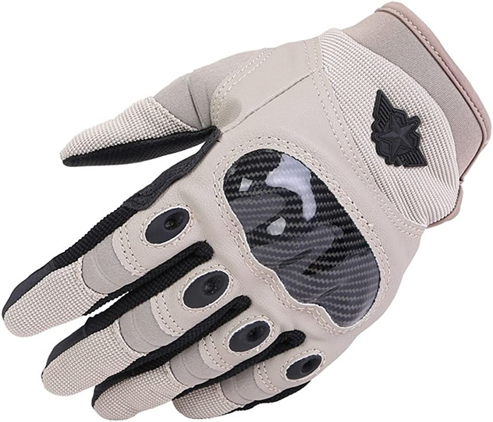 Black and Sandy Sports Safe Military Grade M-Pact Cycling Tactical Mittens