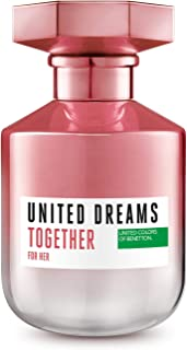 Benetton Ud Together Her Edt 80Ml, Benetton