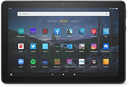 Fire HD 10 Plus - Best Tablets for Home Automation