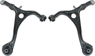 Front Lower Suspension Control Arm LH Driver RH Passenger Pair for Acura TL