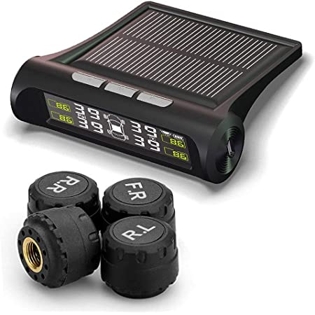 Tutuo Tpms Car Tyre Pressure Monitoring System With Elektronik
