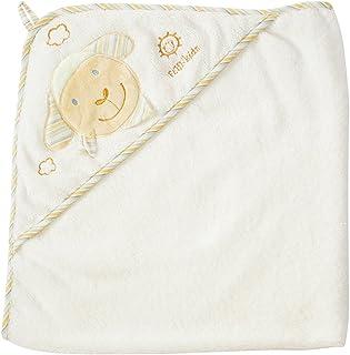 50x100 cm Frottee Kinderhandtuch personalisiert Wei/ß Zierkante LALALO Steiff Kinder /& Baby Bade Handtuch Bestickt mit Namen M/ädchen /& Junge