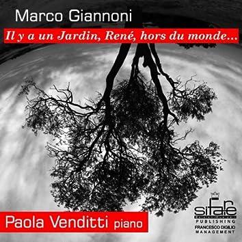 Il y a un jardin, René, hors du monde.... (feat. Paola Venditti)