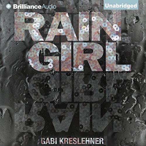 Rain Girl audiobook cover art