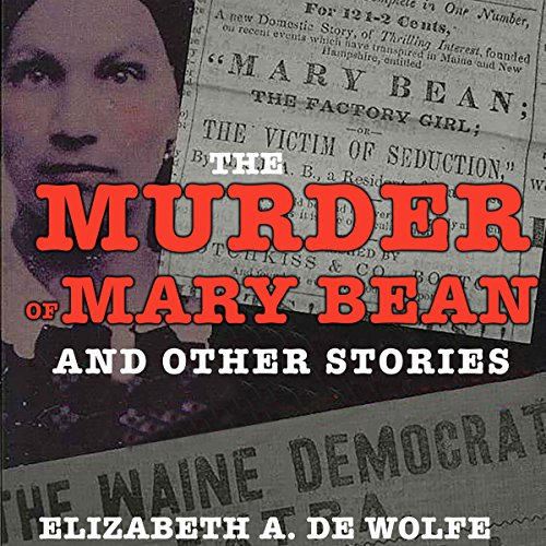The Murder of Mary Bean audiobook cover art