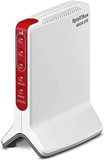 AVM Fritz!Box 6820 LTE International Modem Router 4G/3G, SIM-slot, WiFi N 450 Mbps, 1 Gigabit LAN-poort, interface in het ...