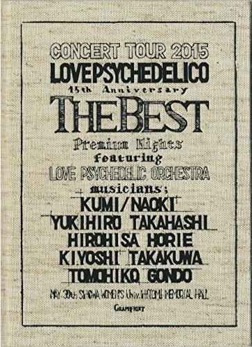 [画像:15th ANNIVERSARY TOUR -THE BEST- LIVE 【完全生産限定盤】(2CD+Blu-ray+豪華書籍仕様)]