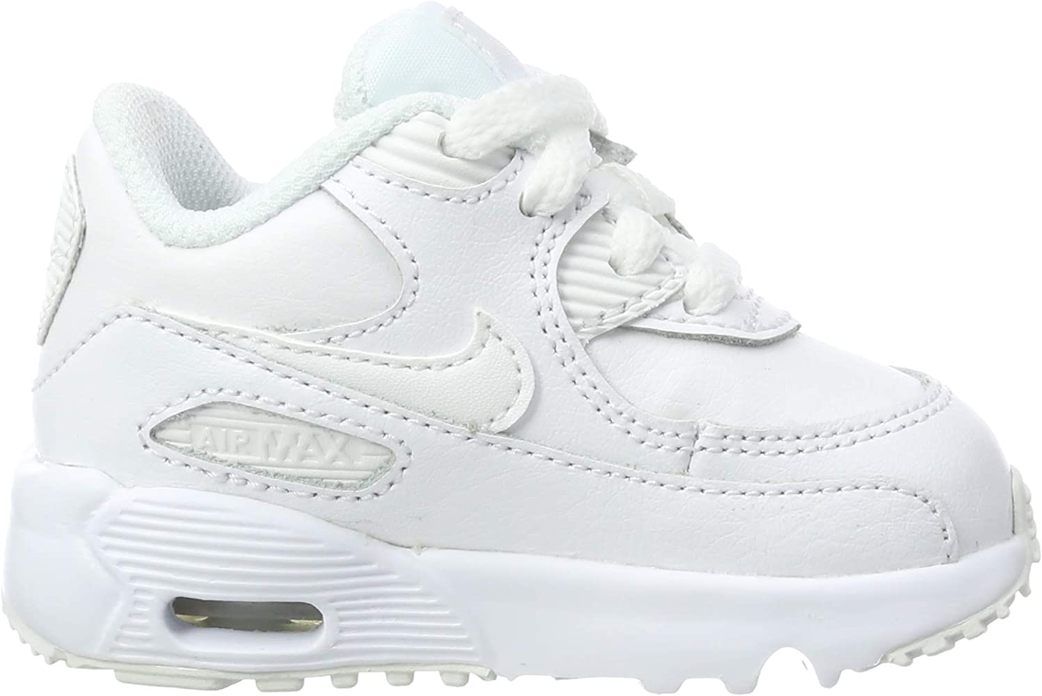 Nike Air Max 90 Leather Ankle-High Fashion Sneaker