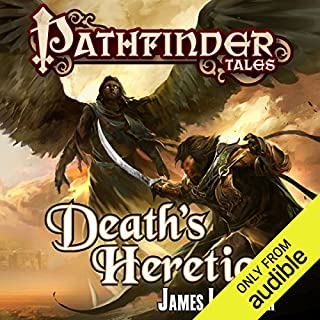 Death's Heretic audiobook cover art