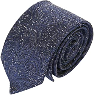 Male mulberry silk trend handsome pattern jacquard business tie