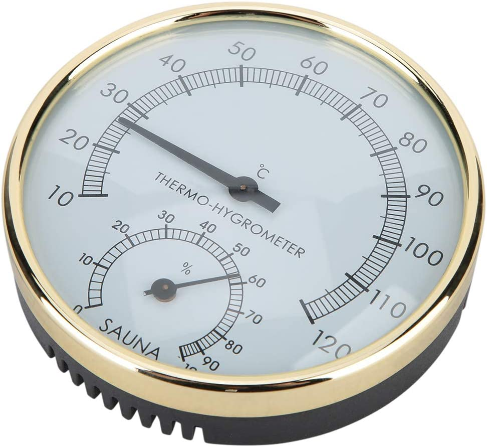 Emoshayoga Sauna Room Thermometer overseas Resistant OFFer High Temperature Stu