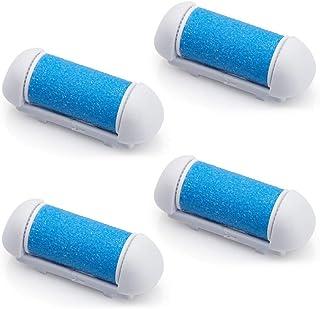 4 rodillos de repuesto para removedor de callos de piel dura, extra gruesos, compatibles con Care Me